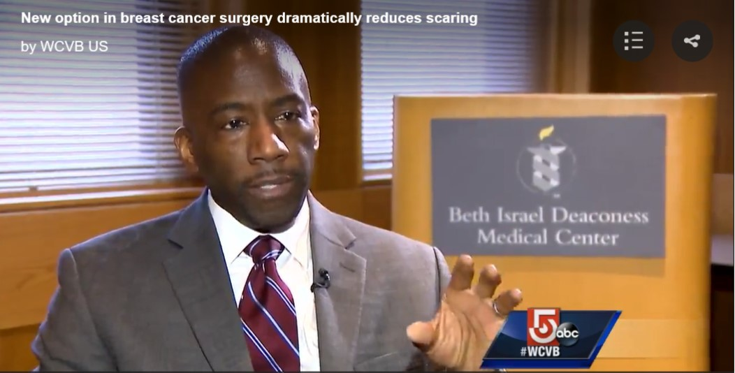 hidden scar surgery is new option for breast cancer patients bid
